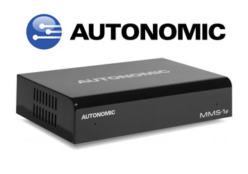 Autonomic MMS-1e music server