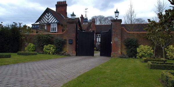 Manor House Automated Gates