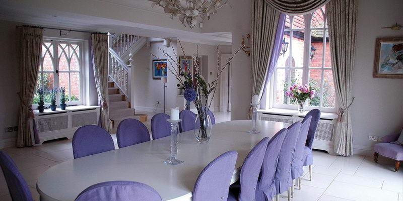 Manor House Grand Hall