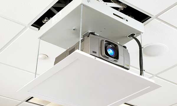 In-ceiling Projector Lift