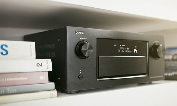 Denon AV Surround Sound Receiver